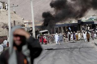 Талибани самоубице напали хотел са агентима ЦИА у Кабулу
