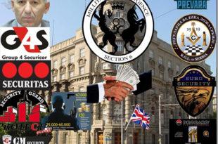 Фирме за обезбеђење у служби МИ6: Од фиктивних тендера, утаје пореза до контроле политичара