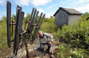 КАТАСТРОФА: Град уништио 4.000 хектара усева!