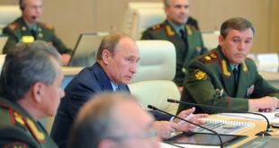 Путин: Руска морнарица стално у Медитерану 1