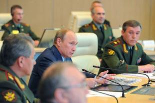 Путин: Руска морнарица стално у Медитерану