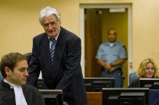 Сведок: Сребреница је намештаљка