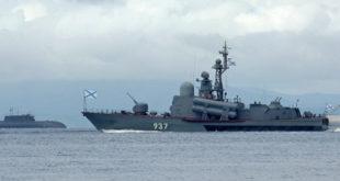 Руски ратни бродови почели реализацију задатака у Средоземном мору 10