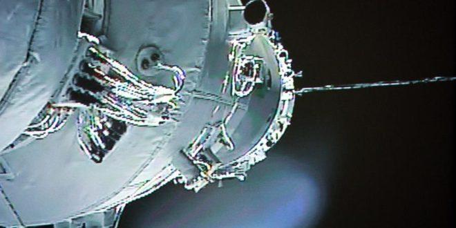 Кинески космички брод се успешно спојио с модулом у орбити