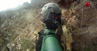 Вежбе Јединица за специјалне операције Министарства одбране РФ (видео) 2