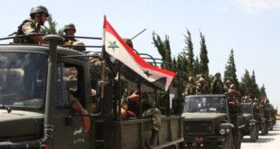 Офанзива сиријске армије на тврђаву побуњеника Хомс 4
