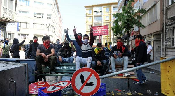 Демонстрације у Турској (фото галерија)