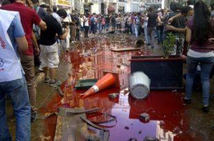 Општа народна побуна у Турској! (фото галерија ПАЖЊА!)