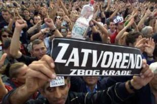 Србија пред понором, власт у паници 6