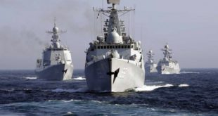 Почеле заједничке вежбе морнарица Кине и Русије 9