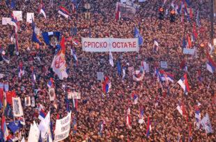 Одбијање Срба са севера да изађу на Приштинске изборе представља борбу за очување српске државности
