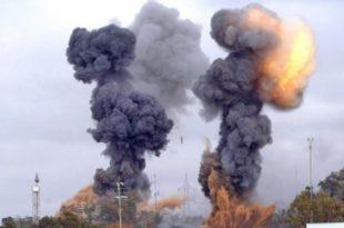 НАТО оставио рак за успомену
