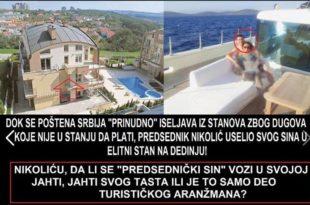 Питање за председника Србије: Одакле ти лова фрајеру? 5