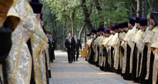 Путин у Кијевско-Печерској лаври 9