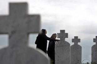 У Братунцу служен помен за 3.267 убијених Срба