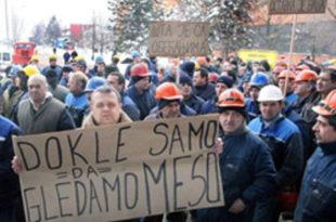Синдикати о резултатима владе: Катастрофа! 2
