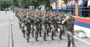 Краљево: Војни дефиле за Петровдан