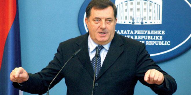 Милорад Додик: Српска против уласка у НАТО, нејасно колико је добро чланство у ЕУ 1