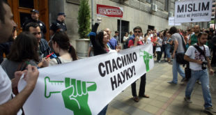 Дан науке научници у Србији обележавају протестом 8