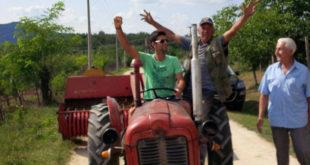 Вози Новак тракторче...(фото) 3