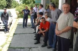 Радници Жупе штраjкуjу глађу и наjављуjу радикалниjе мере (видео)