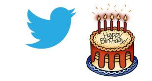Twitter слави седми рођендан 11