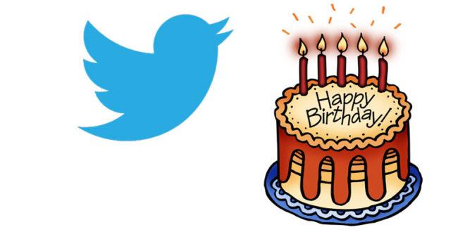 Twitter слави седми рођендан 1
