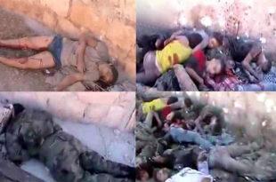 Сиријски медији: Терористи у граду Кхан ал-Ассал масакрирали преко 120 особа