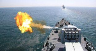 Шест група руских војних бродова на вежби у Охотском мору 8