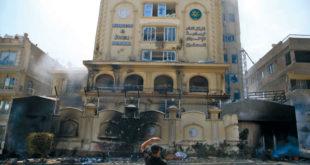 Бесни рат на улицама Египта 1