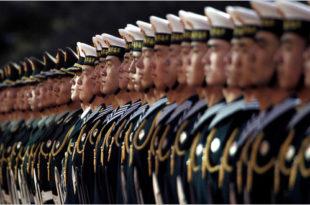 Кина гради флоту отвореног мора