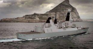 Велика Британија шаље флоту у подручје Гибралтара због повећања тензија са Шпанијом 6