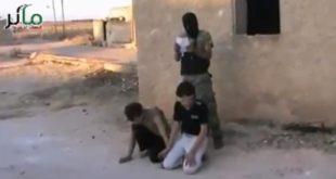 Брутална егзекуција у Сирији: Ал Каида стрељала два дечака јер су наводно подржавали Асада (видео) 10