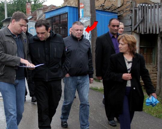 Вучићеви батинаши које предводи Зеља заводе ред и контролишу све и у Косовском поморављу