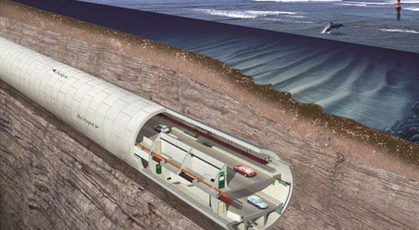 Тунел испод Босфора спојио Европу и Азију