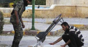 """Хемијски напад на предграђе Дамаска """"груби рад"""" сиријских лудака из редова опозиције 6"""