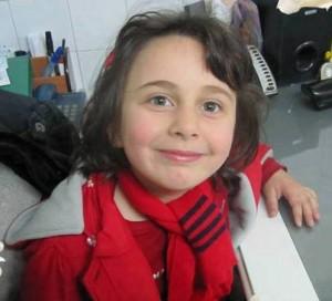Адванце, фото: Елена Набил Ал-Хамес – Једна од две девојчице убијене од стране исламиста 11. августа у нападу на православне ходочаснике
