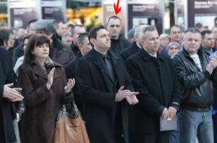 Вулин и људи у црном