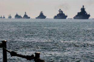 Руска Медитеранска флота спремна за борбене операције