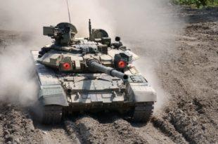 Тенковски биатлон Руса и Американаца