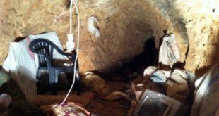 Сирија: Војници у побуњеничким тунелима нашли хемијске агенсе 2