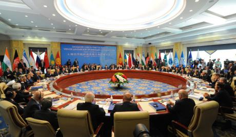 У Бишкеку почео самит Шангајске организације за сарадњу