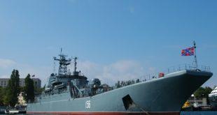 Русија шаље једанаести ратни брод у Средоземно море