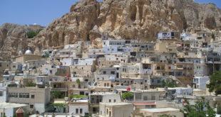 Злочини сиријских побуњеника у хришћанском граду Маалула 5