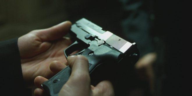 Заставин пиштољ поклон за госте Ирачана 1