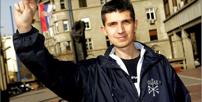 Младен Обрадовић пуштен на слободу: Образ ће помоћи Шешељу да ослободи Србију! 1