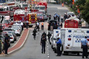 Терористи убили десет људи у команди америчке ратне морнарице у Вашингтону