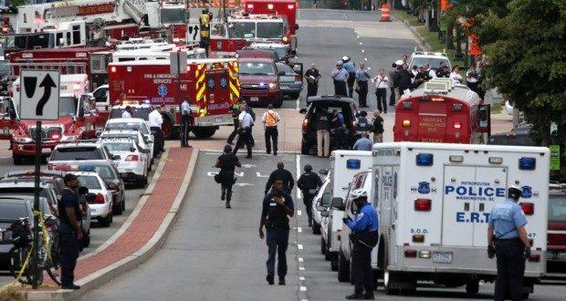 Терористи убили десет људи у команди америчке ратне морнарице у Вашингтону 1