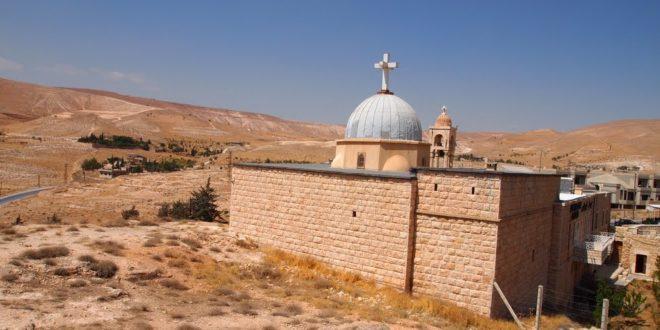 Терористи Ал Каиде и савезници запада срушили најстарију хришћанску светињу у Сирији 1