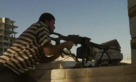 Сирија: Снајпериста једним метком ликвидирао двојицу терориста (видео) 1